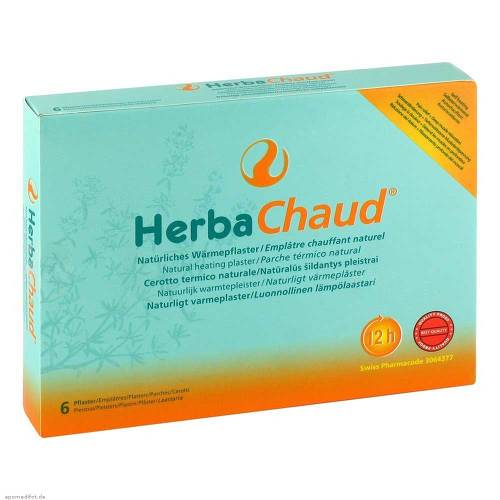 Herbachaud Wärmepflaster - 1