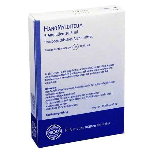 PZN 02072883 Injektionslösung, 5X5 ml