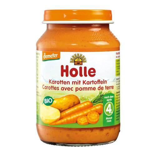 Holle Karotten mit Kartoffeln - 1