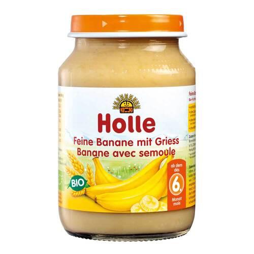 Holle Feine Banane mit Gries - 1
