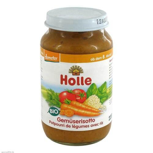 Holle Gemüserisotto - 1