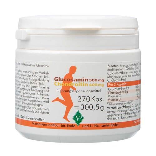 Glucosamin 500 mg + Chondroitin 400 mg Kapseln - 1