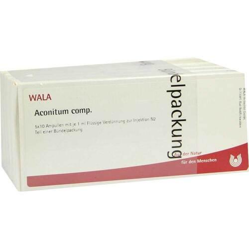 Aconitum comp. Ampullen - 1
