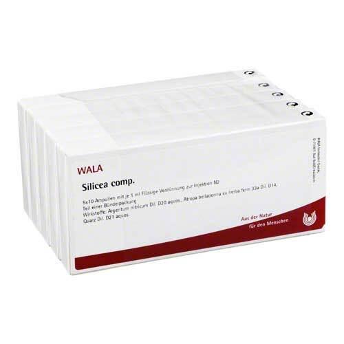 Silicea comp. Ampullen - 1