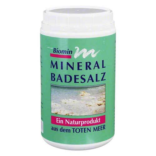 Biomin Mineral Badesalz - 1
