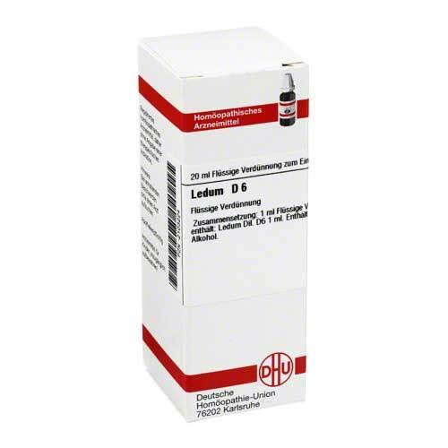 DHU Ledum D 6 Dilution - 1