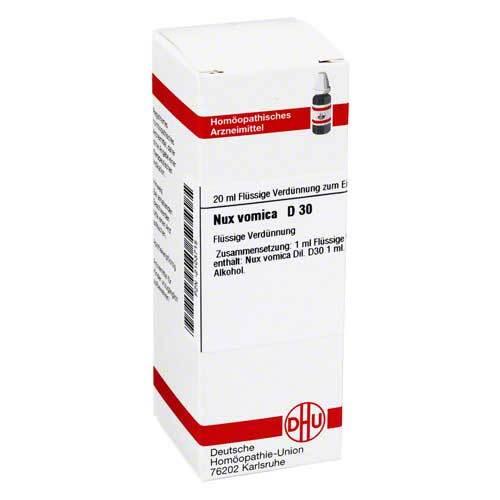 DHU Nux vomica D 30 Dilution - 1