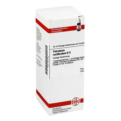 DHU Petroleum rectificatum D 6 Dilution - 1