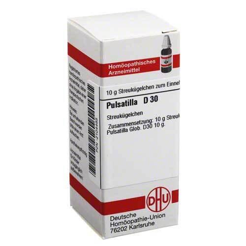 DHU Pulsatilla D 30 Globuli - 1