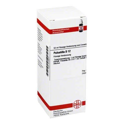 DHU Pulsatilla D 12 Dilution - 1