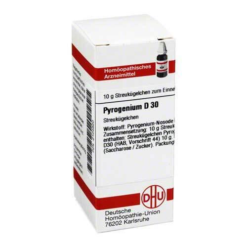 DHU Pyrogenium D 30 Globuli - 1