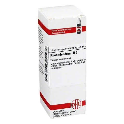 Rhododendron D 6 Dilution - 1