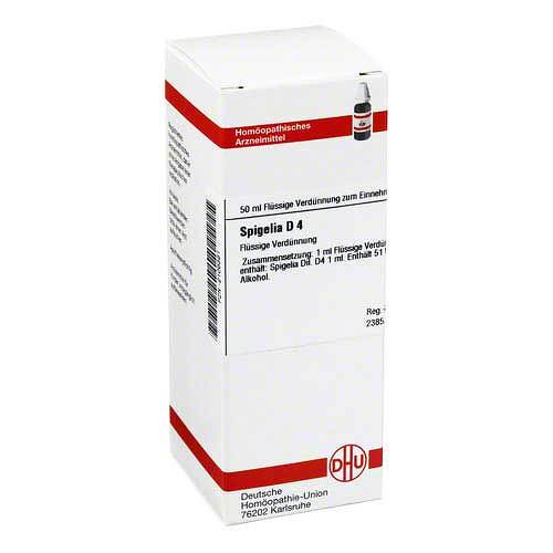 DHU Spigelia D 4 Dilution - 1