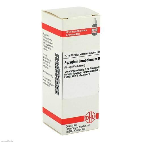 DHU Syzygium jambolanum D 3 Dilution - 1