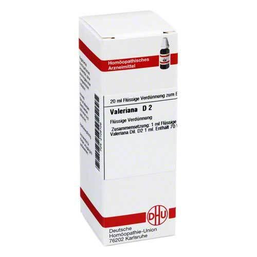Valeriana D 2 Dilution - 1