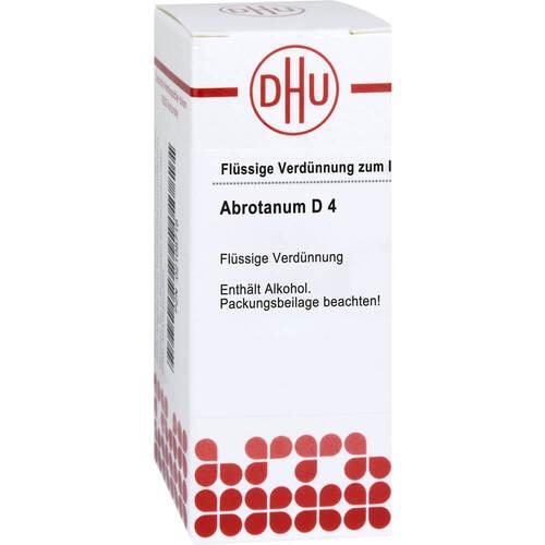 Abrotanum D 4 Dilution - 1