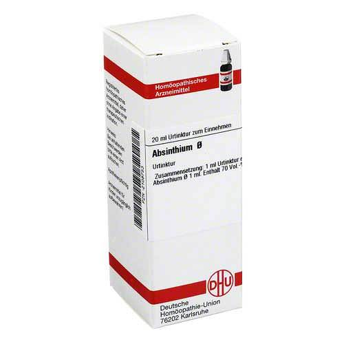 DHU Absinthium Urtinktur - 1