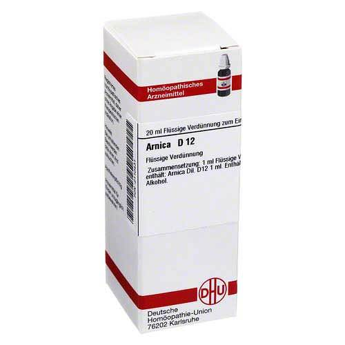 DHU Arnica D 12 Dilution - 1