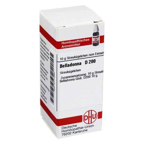 Belladonna D 200 Globuli - 1