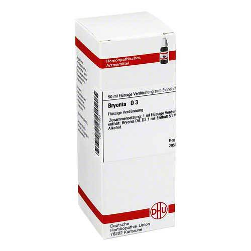 DHU Bryonia D 3 Dilution - 1