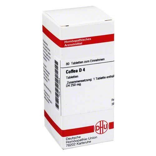 Coffea D 4 Tabletten - 1