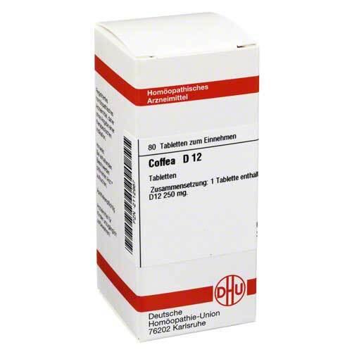 Coffea D 12 Tabletten - 1
