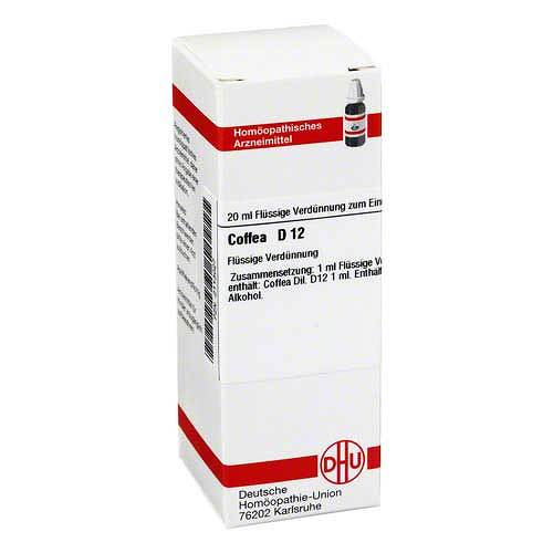 DHU Coffea D 12 Dilution - 1