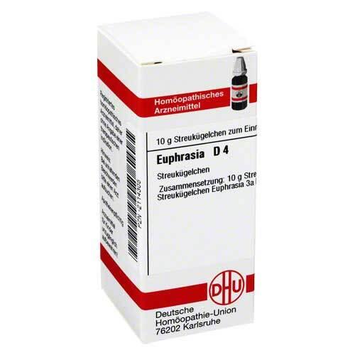 Euphrasia D 4 Globuli - 1
