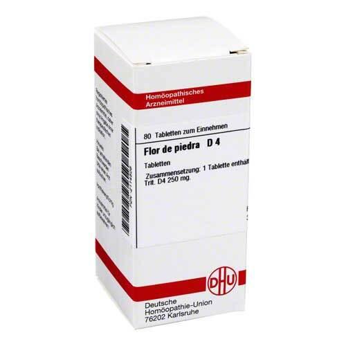DHU Flor de Piedra D 4 Tabletten - 1