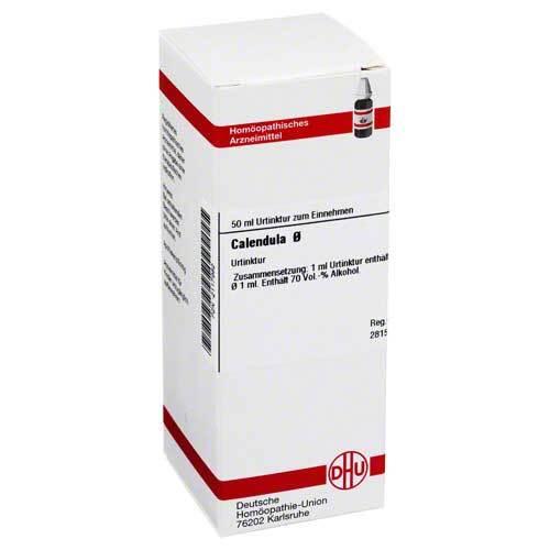 DHU Calendula Urtinktur - 1