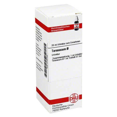 DHU Taraxacum Urtinktur - 1