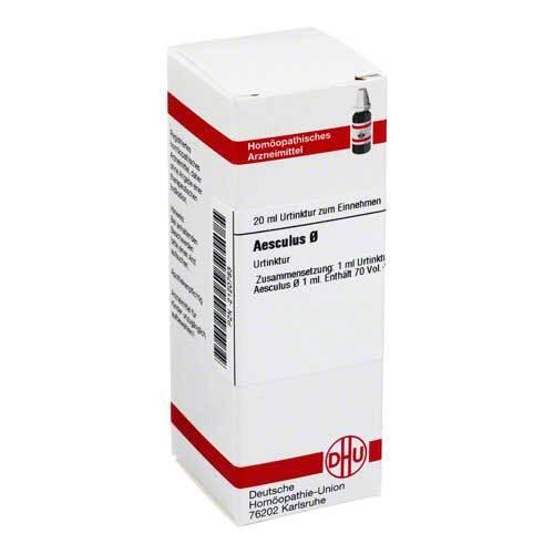 Aesculus Urtinktur - 1