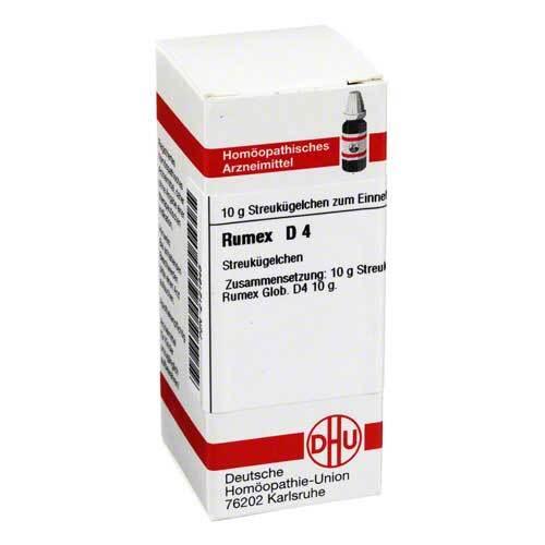 Rumex D 4 Globuli - 1
