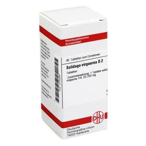 Solidago virgaurea D 2 Tabletten - 1