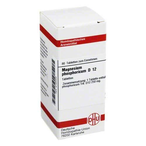 Magnesium phosphoricum D 12 Tabletten - 1