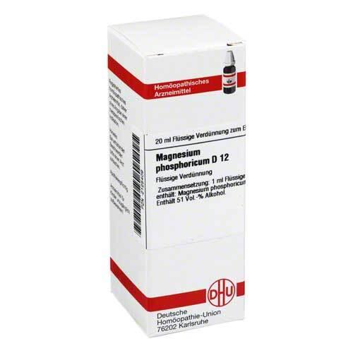 DHU Magnesium phosphoricum D 12 Dilution - 1