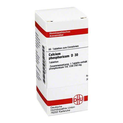 Calcium phosphoricum D 30 Tabletten - 1