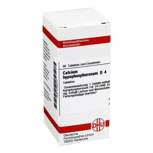 Calcium hypophosphorosum D 4 Tabletten - 1