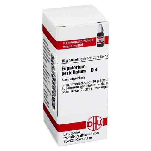 DHU Eupatorium perfoliatum D 4 G - 1