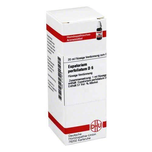 Eupatorium perfoliatum D 6 Dilution - 1