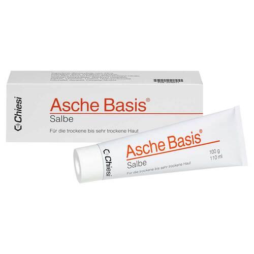 Asche Basis Salbe - 1