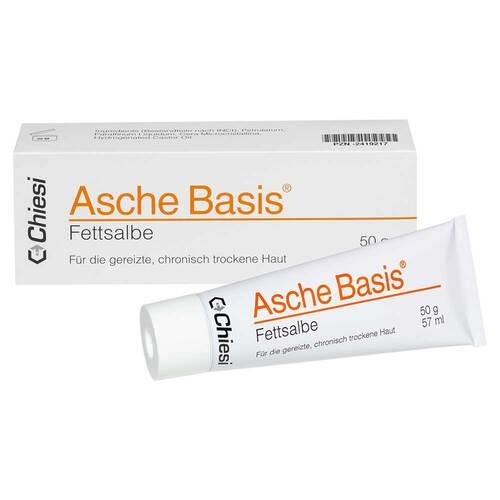 Asche Basis Fettsalbe - 1