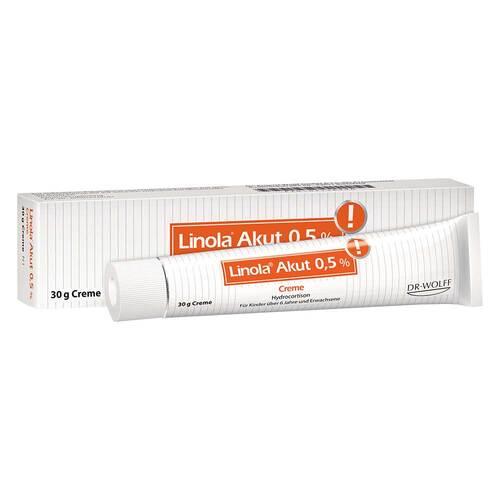Linola akut 0,5% Creme - 1