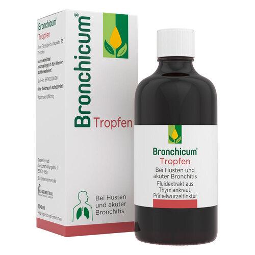 Bronchicum Tropfen - 1