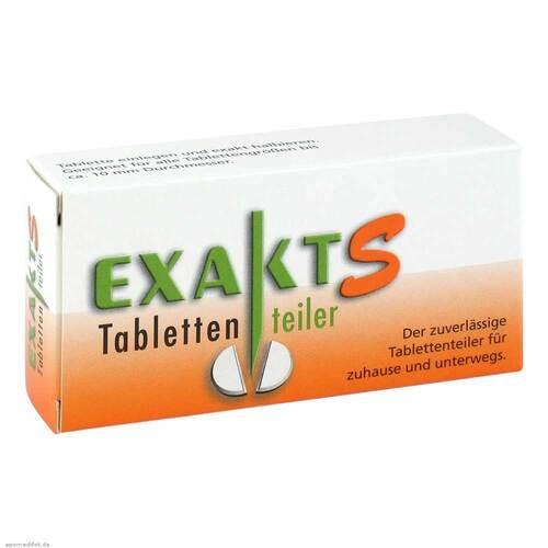 Exakt S Tablettenteiler - 1