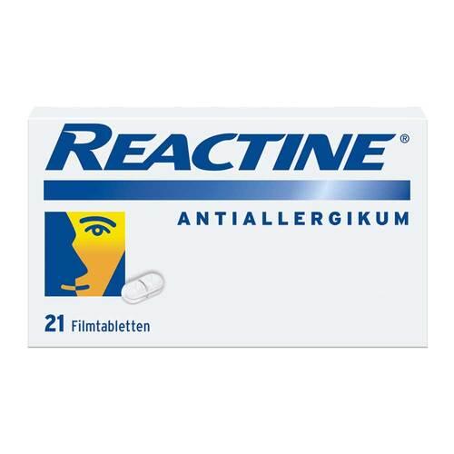 Reactine Filmtabletten - 1