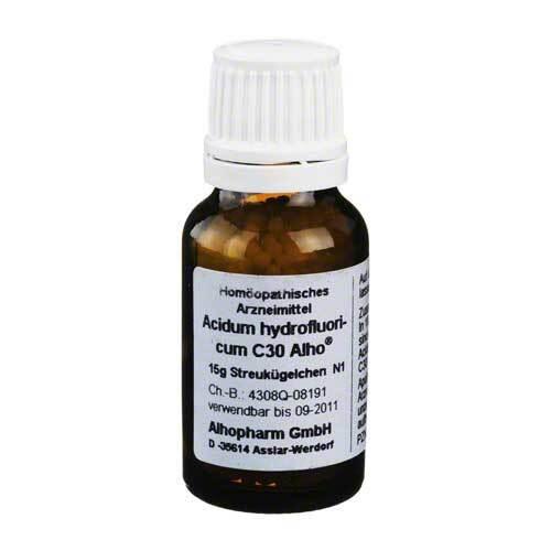 Acidum fluoricum C 30 Globuli - 1