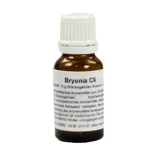 Bryonia C 6 Globuli - 1