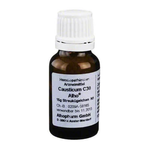 Causticum C 30 Globuli - 1