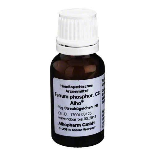 PZN 02153469 Globuli, 15 g